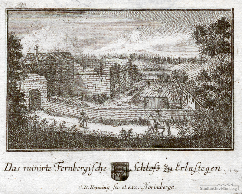 Stadtarchiv Nürnberg, A 7/II Nr. 92