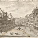 Johann Andreas Graff, Ansicht des Neuen Baus, 1693 (Stadtarchiv Nürnberg, E 13/II Nr. 9)