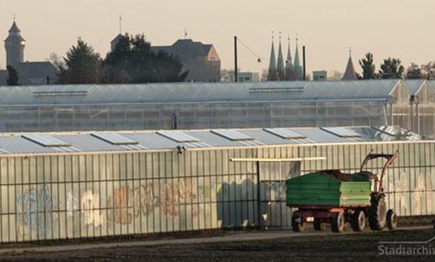 Stadtarchiv Nürnberg, Foto: Herbert Liedel 2012