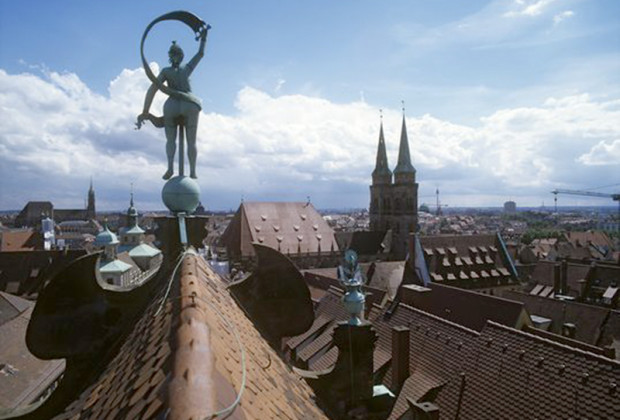 Stadtarchiv Nürnberg, Foto: Herbert Liedel 2000