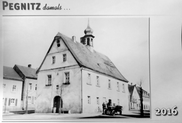 Altes Rathaus, Westseite