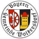 Wappen der ehemaligen Gemeinde Wolkersdorf