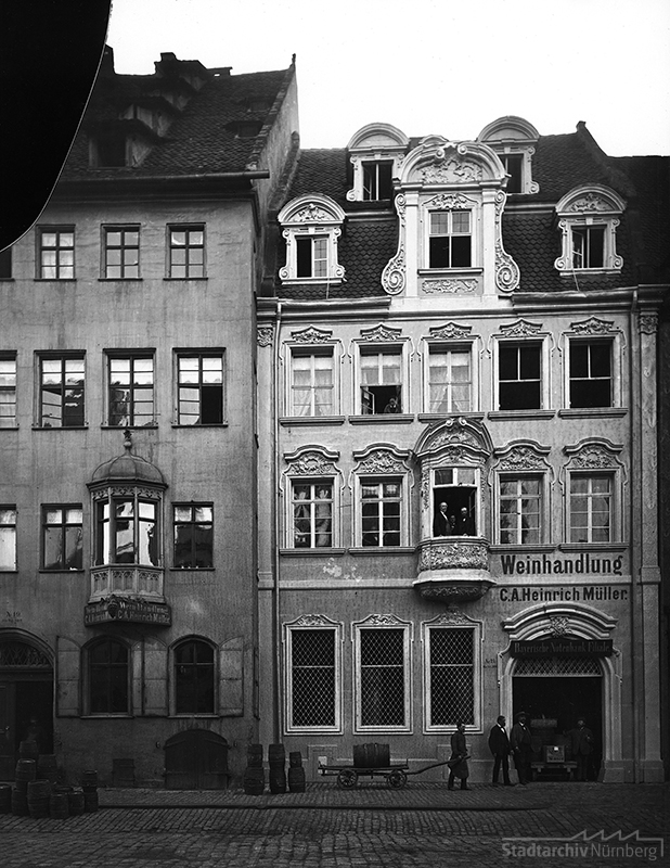 Adlerstraße 19 und 21