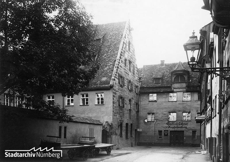 Häuser Am Gräslein 3a (links) und 5 (rechts)