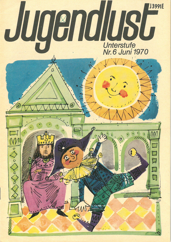 Titelblatt Heft 6 1970 (Stadtarchiv Nürnberg E 6/954 Nr. 10)