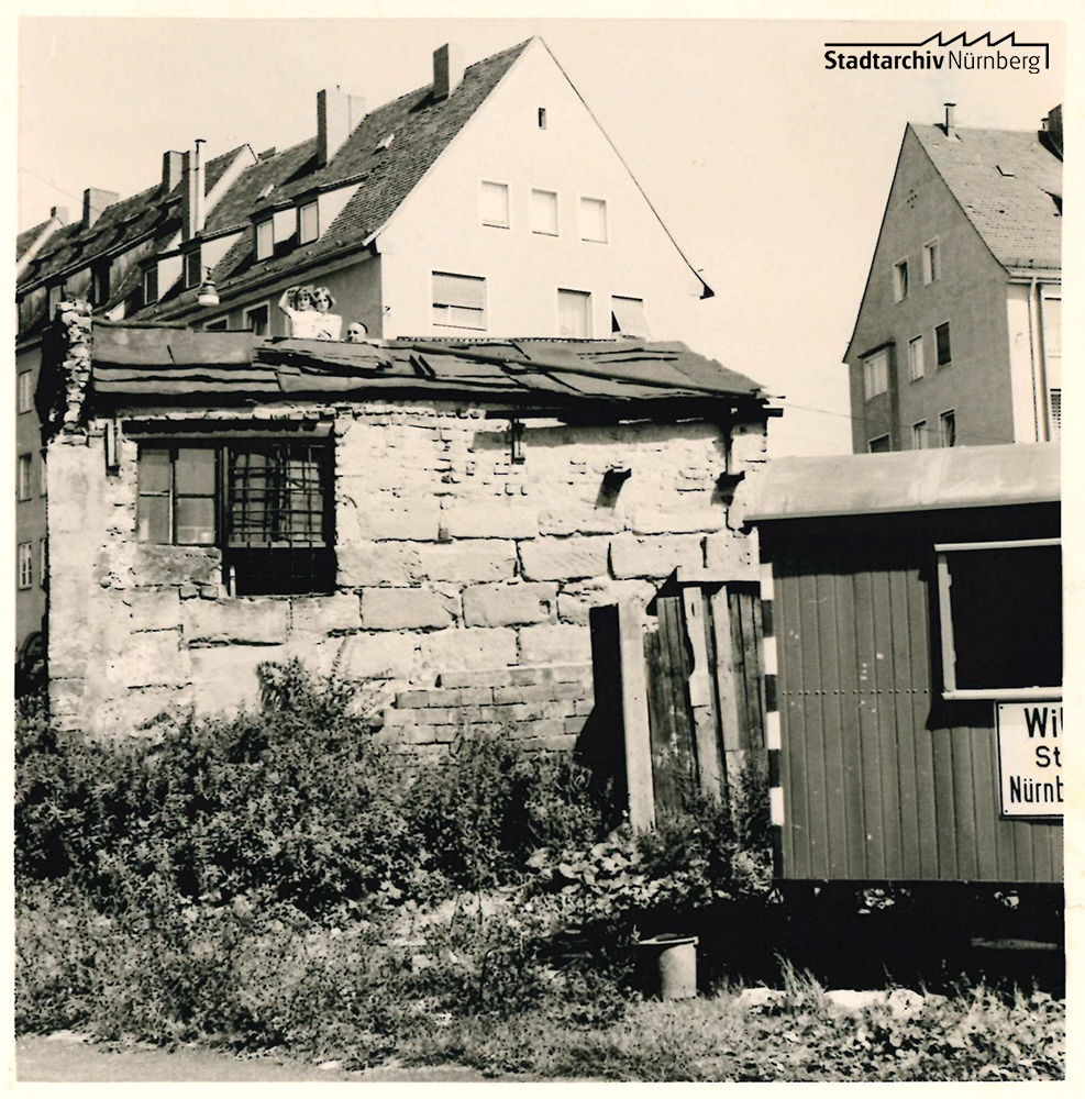 Wohnprovisorium, 1946-1960