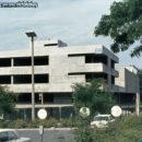 Südwestansicht des Neubaus der Norishalle, 1967