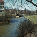 Ehem. Wildwasser der Pegnitz östl. des Meisterleinsplatzes, 1965 (A 55-III-42-2-4)